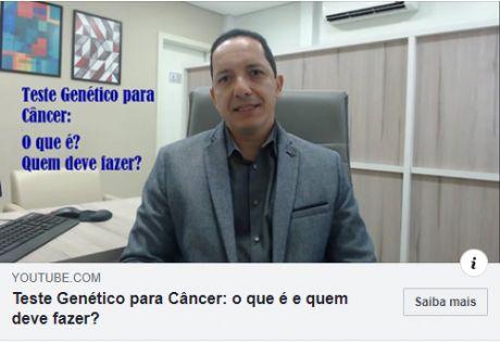 Teste Genético para Câncer: o que é e quem deve fazer?