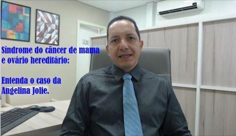 Câncer de Mama e Ovário Hereditário: entenda o caso Angelina Jolie.